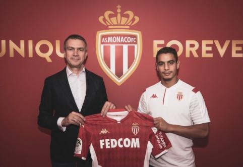 "Oficialu: ""Monaco"" iš ""Sevilla"" ekipos įsigijo W. Ben Yedderį"