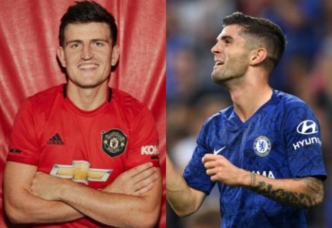 """Sekmadienio desertas: """"Man Utd"""" – """"Chelsea"""" (apžvalga)"""