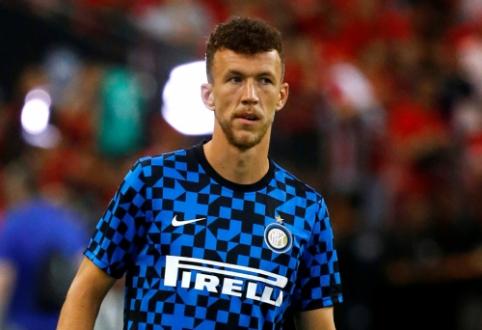 """Rugpjūčio 9 d. transferai ir gandai: """"Bayern"""" taikosi į I. Perišičių"""