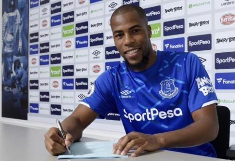 """Oficialu: """"Everton"""" iš """"Monaco"""" pasiskolino D. Sidibe"""