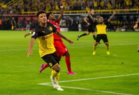 "Dortmundo ""Borussia"" iškovojo Vokietijos Supertaurę"