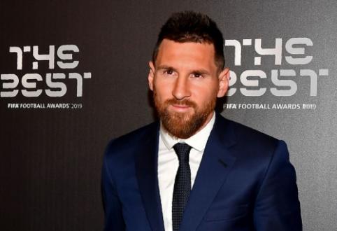 FIFA geriausio futbolininko rinkimai: už ką balsavo rinktinių treneriai ir kapitonai?