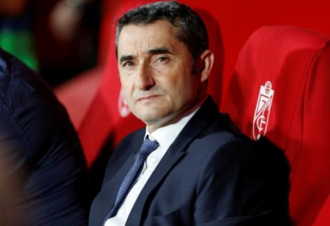 """E. Valverde: """"Nežinau, kodėl esame tokie prasti žaisdami išvykose"""""""