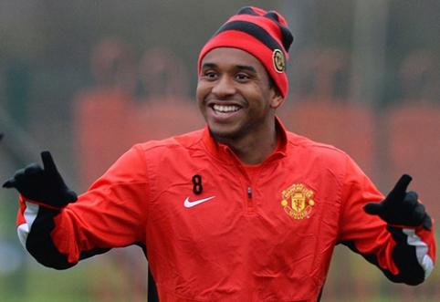 """Buvęs """"Man Utd"""" saugas Andersonas baigė futbolininko karjerą"""
