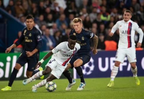 """Ispanijos žiniasklaida mala į miltus Madrido """"Real"""" saugų liniją"""