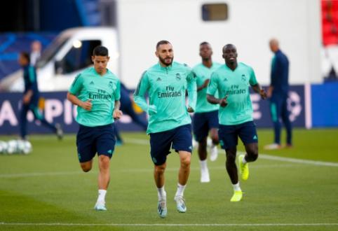 """PSG – Madrido """"Real"""": šansas revanšuotis (įdomūs faktai)"""