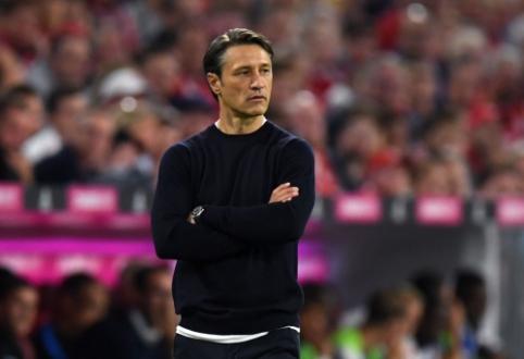 """N. Kovačas po lygiųjų su """"RB Leipzig"""": """"Patys susikūrėme sau problemų"""""""