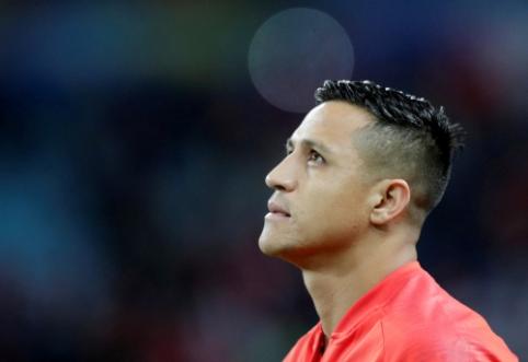 A.Conte: turime atgaivinti A.Sanchezą