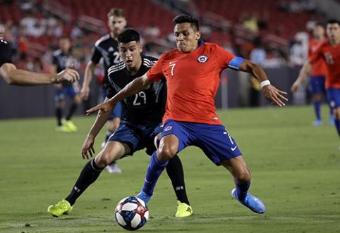 """A.Sanchezo išvykimas pagerino atmosferą """"Man Utd"""" ekipoje"""