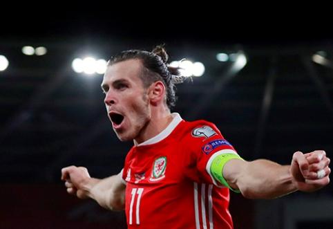 R.Giggsas: kai G.Bale'as pradeda įmušti, jis išlaiko rezultatyvumą