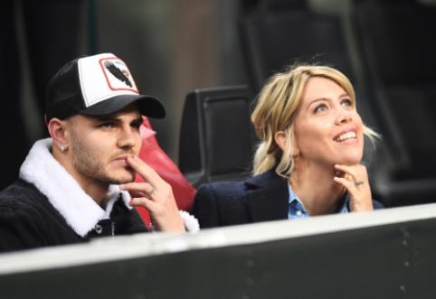 """Wanda: """"PSG buvo geriausias pasirinkimas"""""""