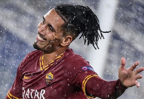 """""""Roma"""" ruošiasi perpirkti Ch.Smallingo kontraktą"""