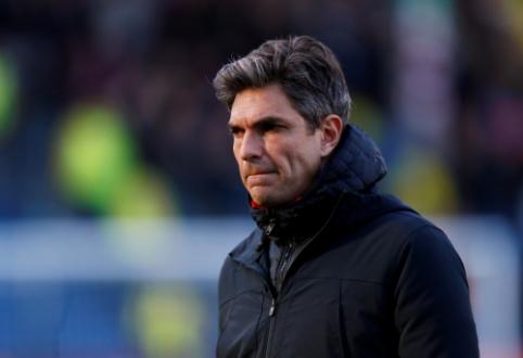 """""""La Liga"""" pirmenybėse darbo neteko trečiasis treneris"""