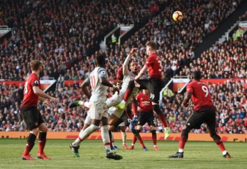 """""""Man Utd"""" – """"Liverpool"""": """"raudonųjų"""" mūšis lyderiams nepalankioje tvirtovėje (įdomūs faktai)"""