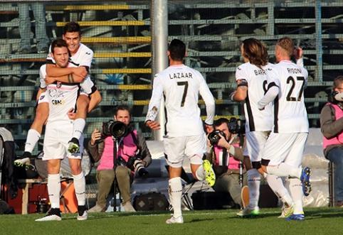 """""""Palermo"""" ekipa oficialiai baigė egzistavimą"""