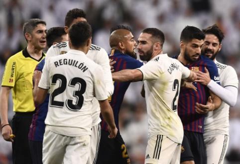 """Dėl politinio konflikto pirmasis """"El Clasico"""" gali vykti ne Barselonoje, o Madride"""