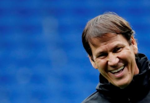 """Naujuoju """"Lyon"""" treneriu tapo Rudi Garcia"""