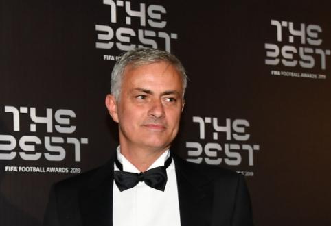 """J. Mourinho į """"Lyon"""" pasikviesti bandęs J-M. Aulas: """"Jis jau pasirinko kitą klubą"""""""