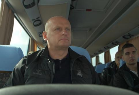 Lietuvos rinktinė atvyko į Charkovą