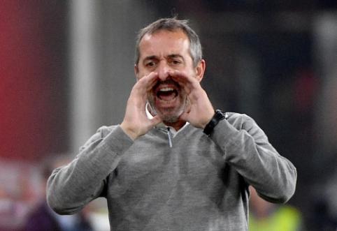 """""""Milan"""" pasiruošęs atleisti M. Giampaolo ir jį pakeisti L. Spalletti"""