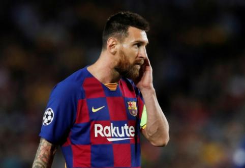 """L. Messi: """"Antrajame kėlinyje perpratome """"Inter"""" žaidimą"""""""