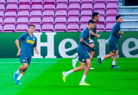 """Barcelona"" – ""Inter"": nepralaužiamos ""Camp Nou"" stadiono sienos (įdomūs faktai)"