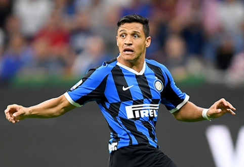 A.Sanchezas: Italijoje vėl pamilau futbolą