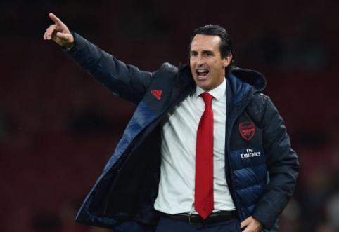 "Oficialu: ""Arsenal"" atsisveikino su E. Umery"