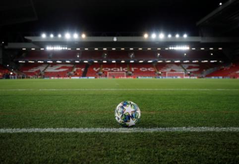 """""""Liverpool"""" planuoja praplėsti """"Anfield"""" stadioną"""