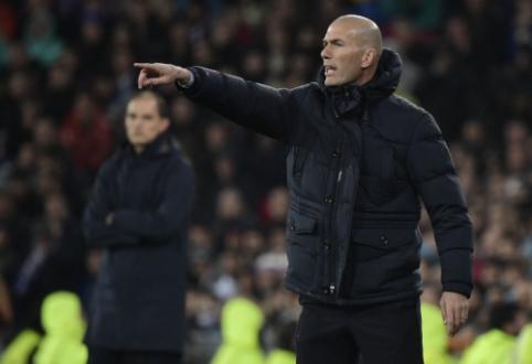 "Z. Zidane'as: ""Rungtynės iki 80 minutės buvo tobulos"""
