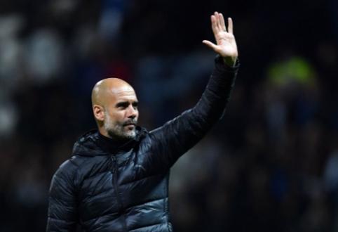 """Auklėtinių reakcija pasidžiaugęs P. Guardiola: """"Chelsea"""" yra neįtikėtina komanda"""""""