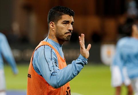 L.Suarezas neprieštarautų pažaisti MLS lygoje