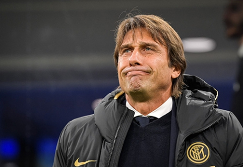 A.Conte pakonsultavo savo žaidėjus sekso klausimais