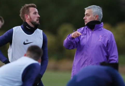 """Be trenerių štabo likęs """"Lille"""" strategas: """"Jie patikėjo Mourinho projektu"""""""