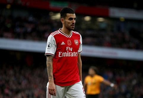 """""""Arsenal"""" dar ilgai versis be D.Ceballoso"""