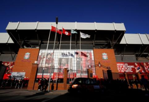"""""""Liverpool"""" planuoja išplėsti savo stadioną"""