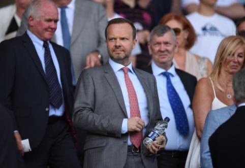 """E. Woodwardas įsitikinęs, kad """"Man Utd"""" artimiausiu metu kovos dėl titulų"""