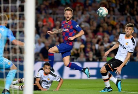 """""""Barcelona"""" planuoja sausio mėnesį parduoti I.Rakitičių"""