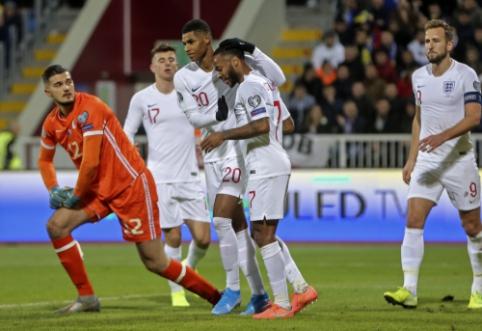 Anglai ir prancūzai Europos čempionato atranką užbaigė pergalėmis