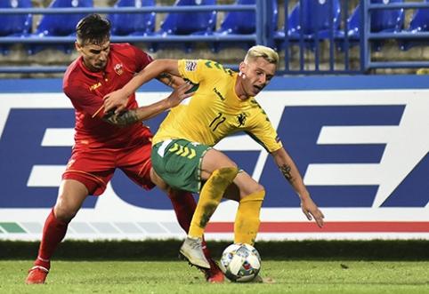 "A.Novikovas: ""Portugalai bus labiau įsitempę nei mes"""