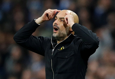 "Spauda: ""Bayern"" bandys susigrąžinti J.Guardiolą"