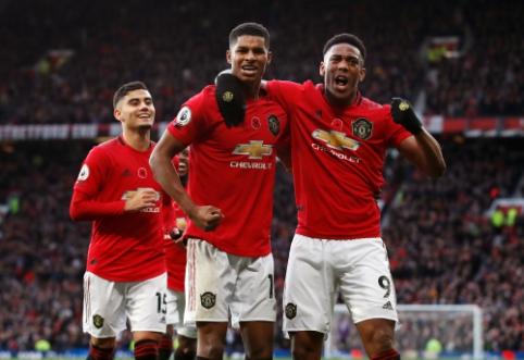 """Anglijoje – įtikinama """"Man Utd"""" ekipos pergalė"""