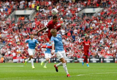 """""""Liverpool"""" – """"Man City"""": sezono rungtynės """"Anfield"""" stadione (įdomūs faktai)"""