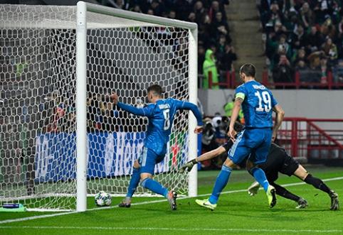 A.Ramsey atsiprašė C.Ronaldo
