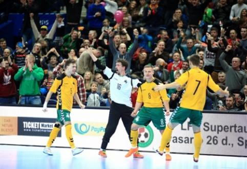Europos čempionato atrankos burtai lietuvius suvedė su 4 komandomis