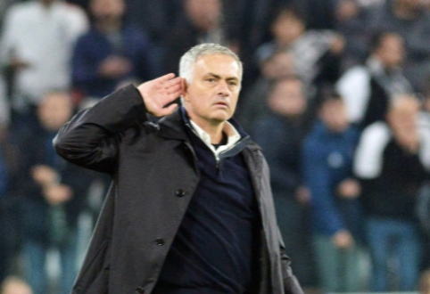 """J.Mourinho net nesvarstęs perimtų """"Bayern"""" vairą"""