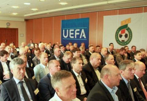 Po LFF vykdomojo komiteto posėdžio - esminiai pokyčiai