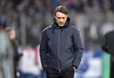 """""""Bayern"""" išsirinko pagrindinį kandidatą pakeisti N. Kovačą"""