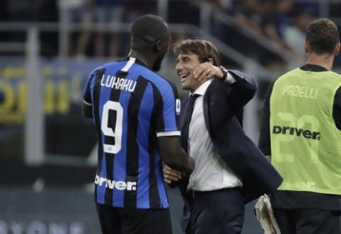 Puikiai startavęs A.Conte kėsinasi pakartoti rekordą