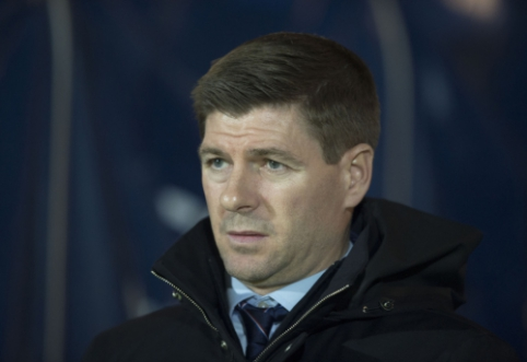 """J. McAteeras: """"Gerrardas taps Kloppo įpėdiniu """"Liverpool"""" klube"""""""